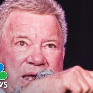 'I'm Going To See The Vastness Of Space': William Shatner On Heading To Space