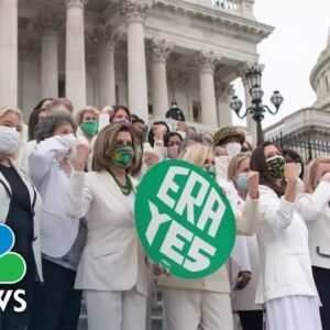 House Committee Holds Hearing On Equal Rights Amendment