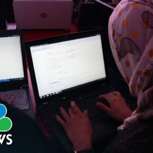 How One Afghan School Teaches Girls To Code Despite Taliban Takeover