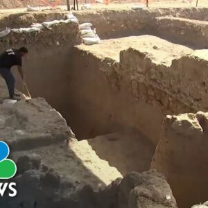 Huge, Ancient Winery Unearthed In Central Israel