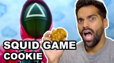 We Tried Making the Netflix Dalgona Squid Game Cookies   What's Trending   Trend Trials