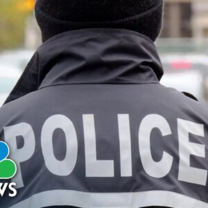 Covid Is Leading Cause Of Death Among Police Officers Nationwide, Study Shows