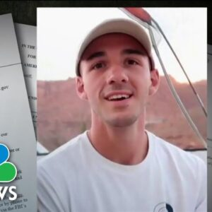 LIVE: Authorities Give Updates On Search For Brian Laundrie | NBC News