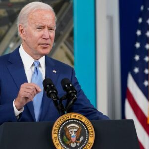 Live: Biden Delivers Remarks At DNC Fall Meeting | NBC News