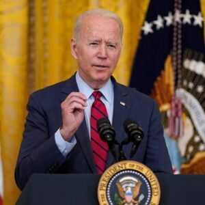 Live: Biden Delivers Remarks on Supply Chain Efforts | NBC News