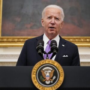 Live: Biden Delivers Remarks on the September Jobs Report | NBC News