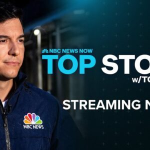 LIVE: Top Story with Tom Llamas | NBC News NOW - October 8