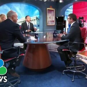 Full Panel: Democratic Negotiations Are 'A Great Example Of Power Politics'