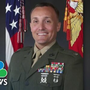 Marine Officer Court-Martialed For Afghanistan Comments