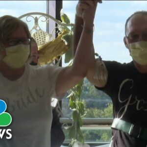 Michigan Couple Exchanges Vows In Hospital After Covid-19 Fight