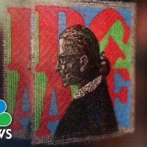 'Notorious RBG' Exhibit Honors Late Justice's Life & Legacy