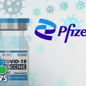 Pfizer Requests Emergency Use Authorization For Kids Ages 5 To 11