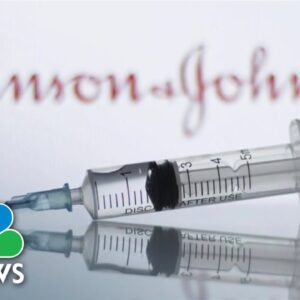 Reports Say J&J To Seek FDA Authorization Of Covid Booster Shot