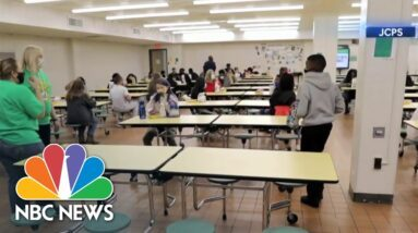 School Cafeterias Hurting From Supply Chain Issues And Price Hikes