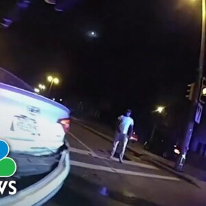 Video Shows Wisconsin Police Shooting That Left One Dead, One Officer Injured
