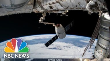 Space: Billionaires Vs. Nation States | Meet The Press Reports
