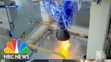 Space Colonists From Silicon Valley | Meet The Press Reports