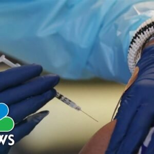Supporters Say Vaccine Mandates Working With New Challenges On The Way