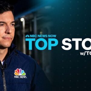 Top Story with Tom Llamas Full Broadcast - October 8th | NBC News NOW