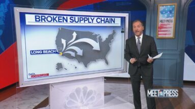 Tracking The Supply Chain Crisis Through A Single Product: iPhones